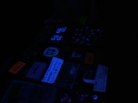 black-light buttons