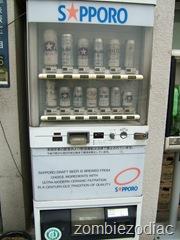 MIA, beer vending machines