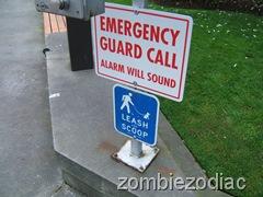 Dog Doo Emergency