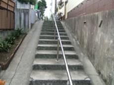 Neighborhood Steps, Koenji, Tokyo