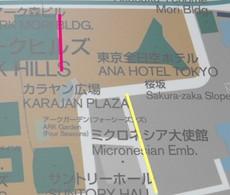 Festival Drum Rise map, current