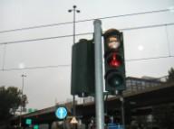 Cologne pedestrian signal