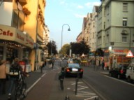 Cologne neighborhood businesses