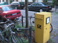 Cologne bicycle facilities