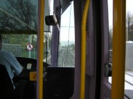 Luas front seat
