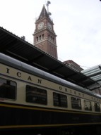 King Street Station American Orient Express