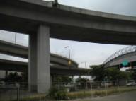 Impound storage, freeways, and Safeco Field