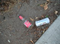 Alcoholic refuse