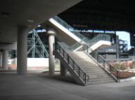 Express lanes enter tunnel