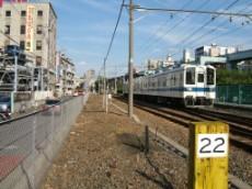 Tobu Kameido Line