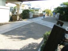 Streetcar Memorial at Kameido