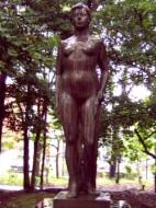 Nondescript Nude