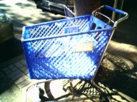 Safeway shopping cart