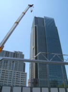 Future Tokyo Midtown Skyscraper