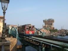 Disney Sea Streetcar