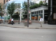 Vancouver benches