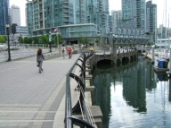 Coal Harbor path