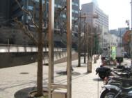 West Shinjuku back street