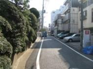 Shrine road