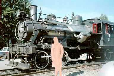 Elbe steam