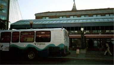 Sound Transit bus