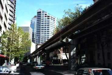 Monorail Westlake Station